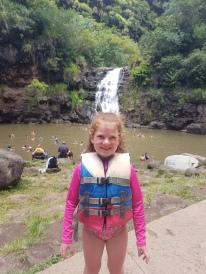 Isabella at Waimea Valley